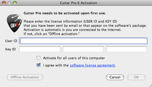 guitar pro 6 mac download crack